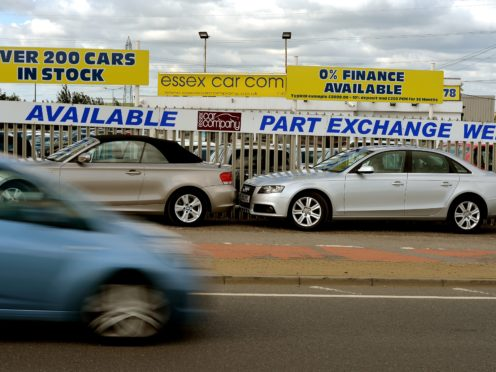Used car market in good health with more than two million sales in second quarter – Evening Express