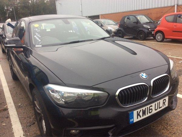 BMW 118D 2.0 SE STEP Hatchback