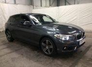 BMW 118D 2.0 SPORT STEP Hatchback